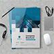 Modern Company Brochure 16 -Graphicriver中文最全的素材分享平台