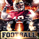 American Football Game Flye-Graphicriver中文最全的素材分享平台