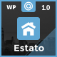 Estato - WordPress Theme for Real Estate and Developers - TemplateCorp Item for Sale