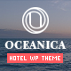 Oceanica - Hotel Booking WordPress Theme - TemplateCorp Item for Sale