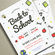 Back To School Flyer 2-Graphicriver中文最全的素材分享平台