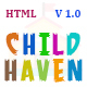 ChildHaven - Kids School & Kinder Garten HTML5 Template - TemplateCorp Item for Sale
