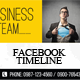 Corporate Facebook Timeline-Graphicriver中文最全的素材分享平台