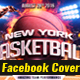 Basketball Facebook Cover T-Graphicriver中文最全的素材分享平台