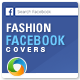 Fashion Facebook Cover-Graphicriver中文最全的素材分享平台