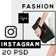 Fashion Instagram Banners-Graphicriver中文最全的素材分享平台