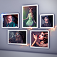 4D Photo Gallery Template-Graphicriver中文最全的素材分享平台