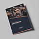 Brochure – Gym Bi-Fold-Graphicriver中文最全的素材分享平台