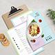 Cafe Menu-Graphicriver中文最全的素材分享平台