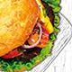 Burger Menu-Graphicriver中文最全的素材分享平台