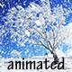 Gif Animated Snow Photoshop-Graphicriver中文最全的素材分享平台