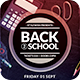 Back to School Flyer-Graphicriver中文最全的素材分享平台