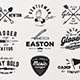 9 Hipster Vintage Badges-Graphicriver中文最全的素材分享平台