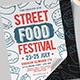 Food festival-Graphicriver中文最全的素材分享平台