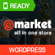 eMarket - The eCommerce & Multi-purpose MarketPlace WordPress Theme (Mobile Layouts Included) - TemplateCorp Item for Sale