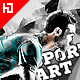 Power Art 2 Photoshop Action-Graphicriver中文最全的素材分享平台