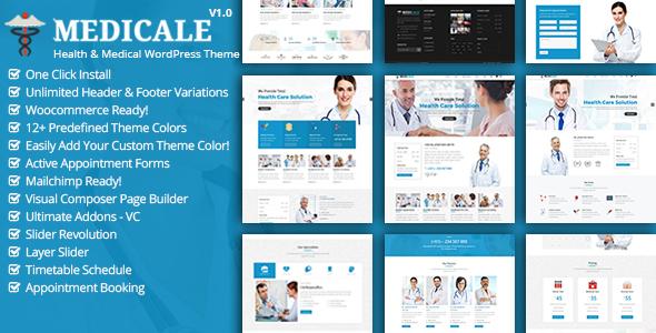 Medical & Dentist - Medical WordPress by ThemeMascot   ThemeForest