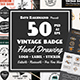 50 Vintage Badges Bundle-Graphicriver中文最全的素材分享平台