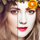 Skin Retouch Pro Lightroom -Graphicriver中文最全的素材分享平台