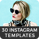 30 Sale Templates For Insta-Graphicriver中文最全的素材分享平台