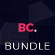 Creative Business Card Bund-Graphicriver中文最全的素材分享平台