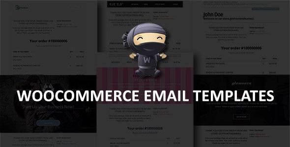 WooCommerce Email Templates by jopin | ThemeForest