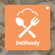Delifoody | Food Delivery &-Graphicriver中文最全的素材分享平台