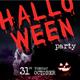 Halloween Flyer-Graphicriver中文最全的素材分享平台