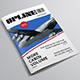 Flight Magazine Template - -Graphicriver中文最全的素材分享平台