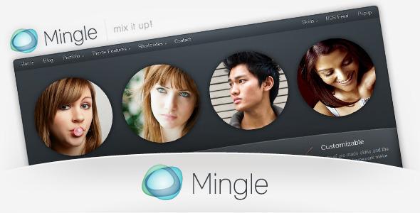 Mingle - Multi-purpose WordPress Theme
