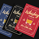Vintage Whisky Party-Graphicriver中文最全的素材分享平台