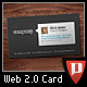 Web 2.0 Biz Card