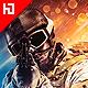 Battlefield Photoshop Actio-Graphicriver中文最全的素材分享平台