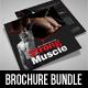 Sport Brochure Bundle-Graphicriver中文最全的素材分享平台