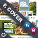 Real Estate Cover Templates-Graphicriver中文最全的素材分享平台