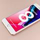 Phone 8 Design Mockup-Graphicriver中文最全的素材分享平台