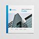 Mini Square Company Profile-Graphicriver中文最全的素材分享平台