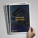 Property Brochure-Graphicriver中文最全的素材分享平台