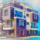 Architecture Sketch Photoshop Action-Graphicriver中文最全的素材分享平台