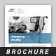 Square Company Profile Broc-Graphicriver中文最全的素材分享平台