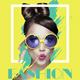 Fashion Flyer-Graphicriver中文最全的素材分享平台
