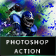 Color Palette Photoshop Action-Graphicriver中文最全的素材分享平台