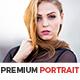 10 Premium Portrait Lightro-Graphicriver中文最全的素材分享平台