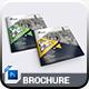 Square Brochure-Graphicriver中文最全的素材分享平台