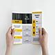 Modern Business Trifold-Graphicriver中文最全的素材分享平台