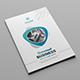Bi-Fold Brochure Template-Graphicriver中文最全的素材分享平台