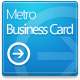 Metro Business Card - GraphicRiver Item for Sale