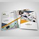 Bi Fold Brochure Template 08-Graphicriver中文最全的素材分享平台