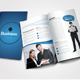 8 Pages Business Bifold Brochure-Graphicriver中文最全的素材分享平台