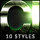 10 Text Effects Vol. 15-Graphicriver中文最全的素材分享平台